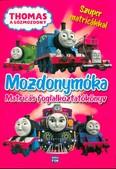 Thomas, a gőzmozdony - Mozdonymóka /Foglalkoztatókönyv 100 matricával