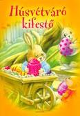 Húsvétváró kifestő §H