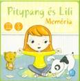 Pitypang és Lili - Memória /Memóriajáték
