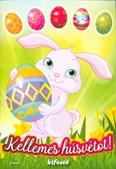 Kellemes húsvétot! - kifestő §H