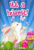 Itt a húsvét! - kifestő §H