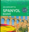 PONS Szókártyák - Spanyol Kezdő 333 Szó