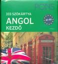 PONS Szókártyák - Angol Kezdő 333 Szó