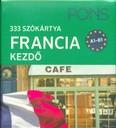PONS Szókártyák - Francia Kezdő 333 Szó