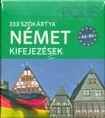 PONS Szókártyák - Német kifejezések 333 Szó