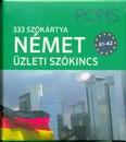 PONS Szókártyák - Német üzleti szókincs 333 Szó