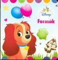 Formák - Disney lapozó
