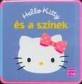 Hello Kitty és a színek - Habkönyv