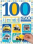 100 szó a járművekről - Matricás foglalkoztatókönyv