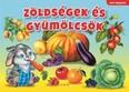 Zöldségek és gyümölcsök - Első könyveim