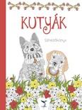 Kutyák - Színezőkönyv