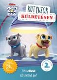 Kutyusok küldetésen - Disney Suli - Olvasni jó! sorozat 2. szint