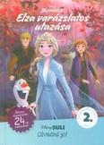 Jégvarázs II: Elza varázslatos utazása - Disney Suli Olvasni jó! 2. szint