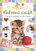 Kedvenc cicák /Matricás album