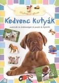 Kedvenc kutyák /Matricás album