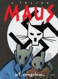 A teljes Maus /Képregény