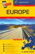 Európa atlasz 1:800 000 2016/2017