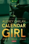 Calendar Girl: Április - Május - Június /12 hónap. 12 férfi. 1 eszkortlány.