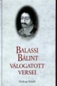 Balassi Bálint válogatott versek