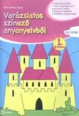 Varázslatos színező anyanyelvből 1. (a. kötet)