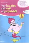 Varázslatos színező anyanyelvből 1. (b. kötet)