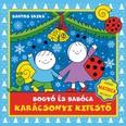 Bogyó és Babóca - Karácsonyi kifestő §K