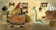 A kígyőbőr - Diafilm