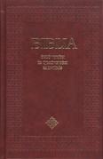 Biblia - Ószövetségi és Újszövetségi Szentírás - Sztenderd Biblia /Keménytáblás - bordó, fekete (katolikus fordítás)