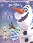 Jégvarázs - Építsünk Olafot! /Mesekönyv és papírfigura - egy több mint 60 cm-es Olaffal!.