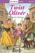 Twist Olivér - Olvass velünk! (4. szint)