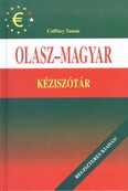Olasz-magyar kéziszótár /Regiszteres kiadás