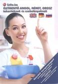 Életmentő angol, német, orosz takarítóknak és szobalányoknak /Ajándék hanganyaggal