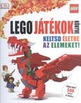 Lego - Játékok könyve /Keltsd életre az elemeket! - több mint 500 ötlet és modell