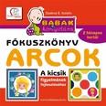 Fókuszkönyv - Arcok - Kicsik figyelmének fejlesztéséhez 2 hónapos kortól /Babák könyvtára