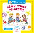 Képek, színek, feladatok - 1-3 éves gyermekeknek
