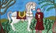A fehér ló mondája /Diafilm