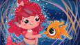 Az aranyhal legendája - Diafilm