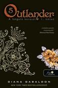 Outlander 5. - A lángoló kereszt 1. (puha)