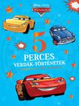 5 perces Verdák-történetek - 12 száguldó mese Villám McQueennel