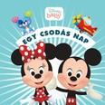 Disney Baby: Egy csodás nap - Zörgős textil könyv