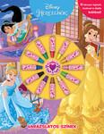 Disney Hercegnők: Varázslatos színek (színezőkönyv)