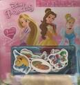 Disney Princess - Könyv 15 mágnessel