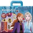 Jégvarázs 2. - Táskakönyv - Az első táskakönyvem mesével, feladatokkal és matricákkal