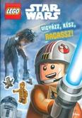 Lego Star Wars: Vigyázz, kész, ragassz!