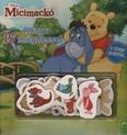Micimackó: Könyv 15 mágnessel - 3 éves kortól