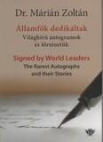 Államfők dedikáltak - Világhírű autogramok és történetük