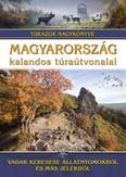 Magyarország kalandos túraútvonalai - Vadak keresése állatnyomokból és más jelekből /Túrázók nagykönyve