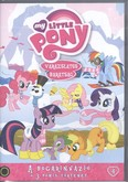 My Little Pony 4. DVD /A bogárinvázió + 3 pónis történet