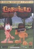 The Garfield Show 8. DVD /Mókusvadászat + 5 tréfás történet