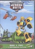 Transformers Mentőbotok 8. DVD /Rúgo a port + 3 mentőbotos kaland